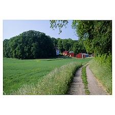 Sweden, Bohuslan, farm