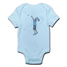 Tennis. Infant Bodysuit