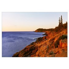 Sunrise Mount Desert Island Acadia National Park M