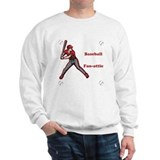 Baseball Fan-attic Sweatshirt
