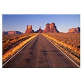 Road Monument Valley