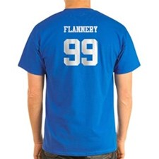 Player T - Customizable back!