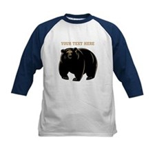 Big Bear with Custom Text. Tee