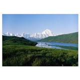 Mount McKinley Wonder Lake Denali National Park AK