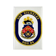 USS Bulkeley DDG 84 Rectangle Magnet