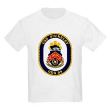 USS Bulkeley DDG 84 Kids T-Shirt
