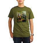 Spirit '76 - Airedale #6 Organic Men's T-Shirt (da