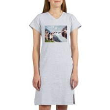 Creation - Australian Shep2 Women's Nightshirt