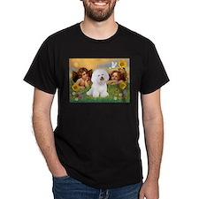 Angels/Bichon Frise T-Shirt