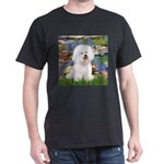 Llies & Bichon Dark T-Shirt