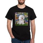 Llies & Bichon Dark T-Shirt