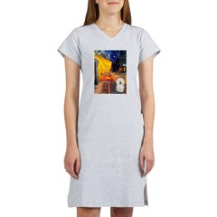 Cafe & Bolognese Women's Nightshirt