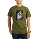 Ophelia & Bolognese Organic Men's T-Shirt (dark)