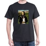 Mona & Border Collie Dark T-Shirt