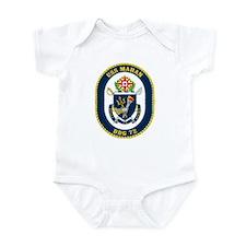 USS Mahan DDG 72 Infant Creeper