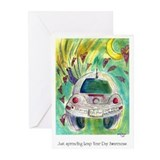 Leap Year Day Awareness Greeting Cards (Pk of 20)