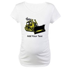 Site Vehicle and Text. Shirt