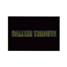 Career Tribute 1 Rectangle Magnet