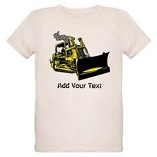 Site Vehicle and Text. T-Shirt