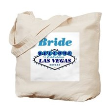 Bride Blue Las Vegas Tote Bag