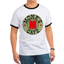 "Seinfeld ""Monk's Cafe"" T-Shirt"