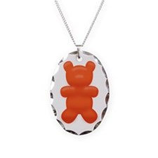 Red Gummi Bear Necklace