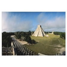 Pyramid Chichen Itza Mexico