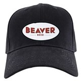 Beaver Beer Hats Baseball Cap