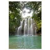Llanos De Cortez Waterfall, La Libertad, Guanacast