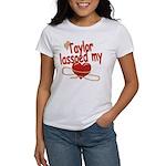 Taylor Lassoed My Heart Women's T-Shirt