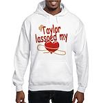 Taylor Lassoed My Heart Hooded Sweatshirt