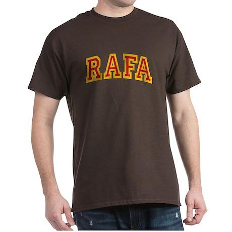 Rafa Red & Yellow Dark T-Shirt