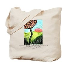 Jacqueline F-S, Lead-Deadwood, Tote Bag