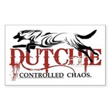 Dutch Shepherd - NEW! Decal