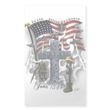 American Patriot Decal