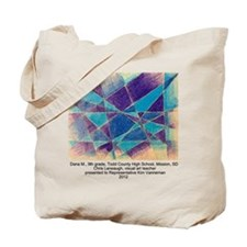 Dana M, Mission, Tote Bag