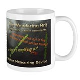 "The TWBrit ""Legendary Measuring"" Mug"