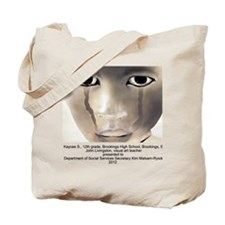Kaycee S, Brookings, Tote Bag