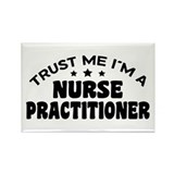 Nurse Practitioner Rectangle Magnet