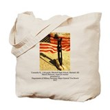 Cassandra K, Mitchell #2, Tote Bag