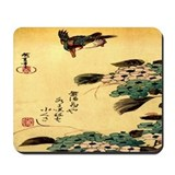 Flying Huming Bird Mousepad