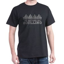 I'd Rather Be Sculling T-Shirt