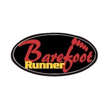 Barefoot Runner Patches