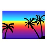 Tropics Postcards (Package of 8)