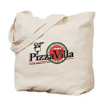 Pizza VIlla Tote Bag