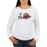 Pizza VIlla Women's Long Sleeve T-Shirt