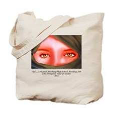 Aja L, Brookings, Tote Bag