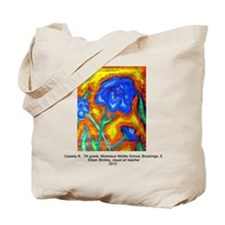 Cassidy B, Brookings, Tote Bag