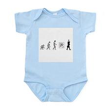 Missing Link Infant Bodysuit
