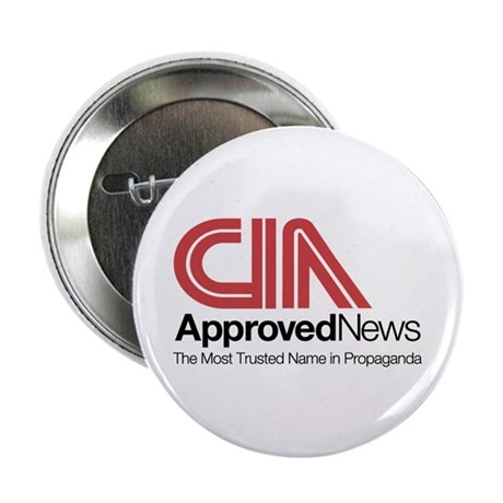 CIA News 2.25&amp;quot; Button